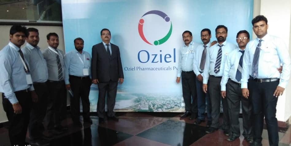 Welcome to Oziel Pharmaceuticals Pvt Ltd.